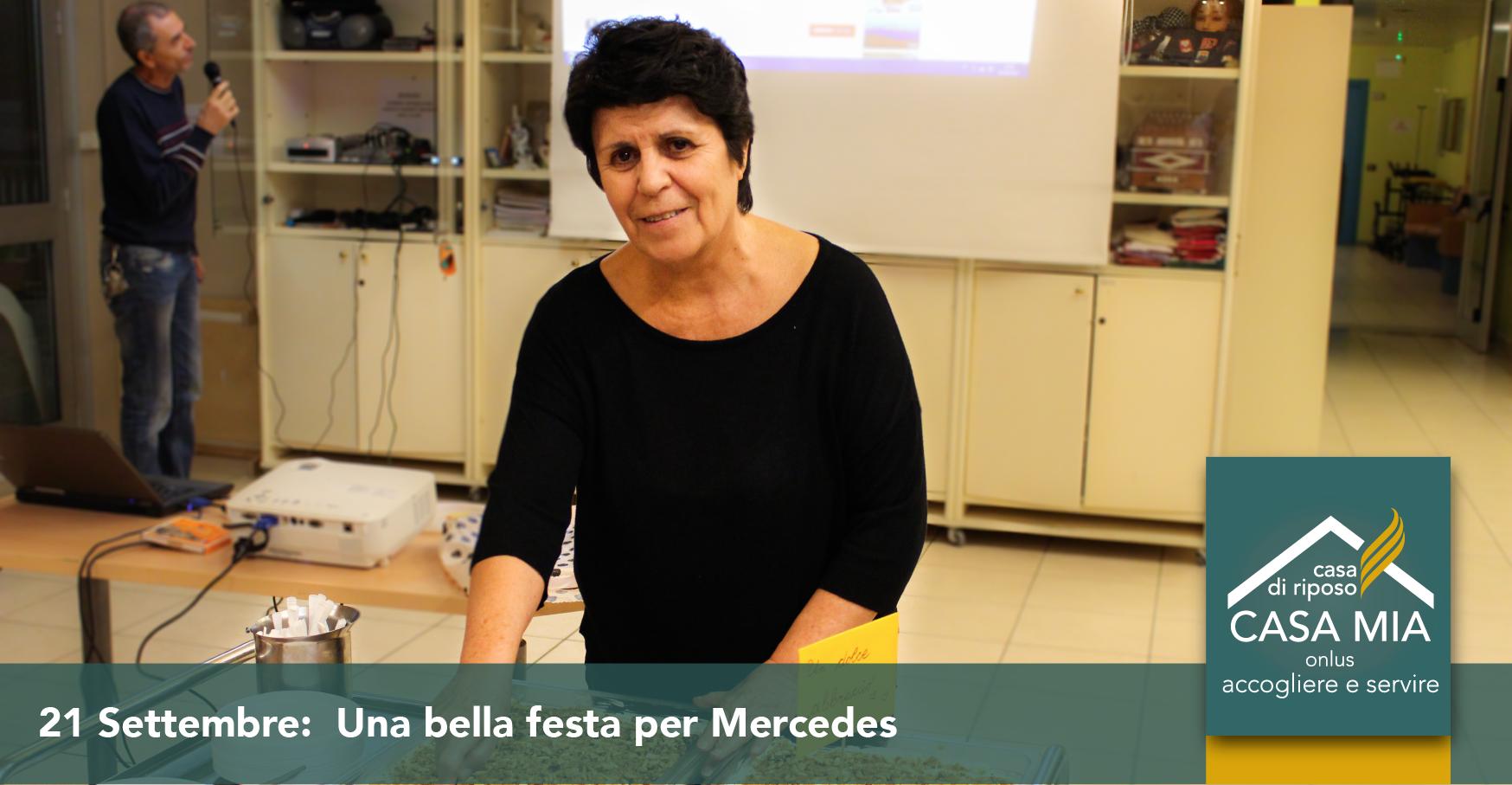 Ci mancherai così tanto Mercedes!