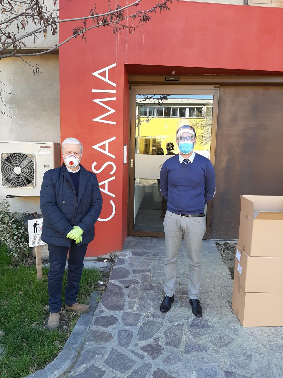 "Il Rotary club Forlì dice ""presente"""